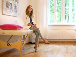 Heilpraktikerin für Frauenheilkunde in München Bogenhausen